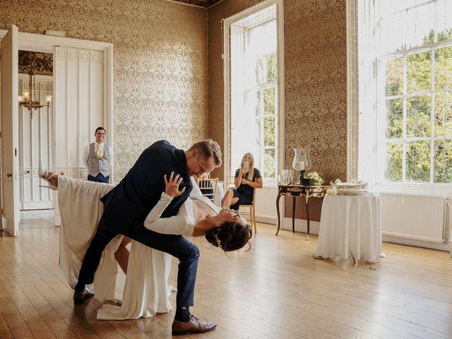 Ekaterina and Ben's Wedding in Sutton, Surrey 2