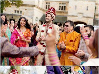 Jade & Bhavik's wedding 2