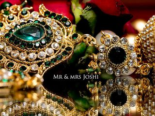Jade & Bhavik's wedding