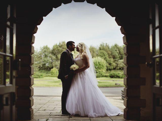 Mike & Lindsey's wedding