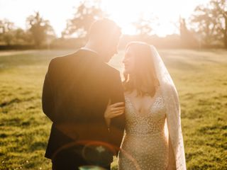 Rachel & Mike's wedding 1