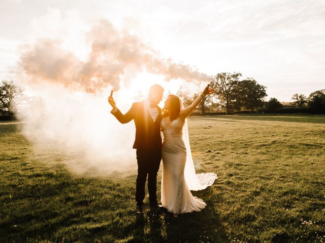Rachel & Mike's wedding