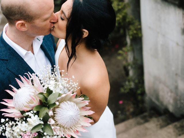 Eleni & Shaun's wedding