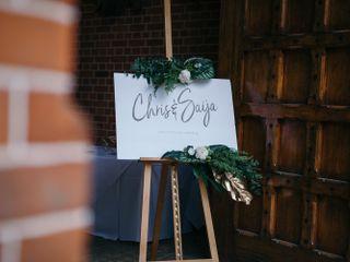 Chris & Saija's wedding 1