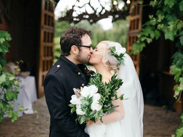 Chris & Saija's wedding