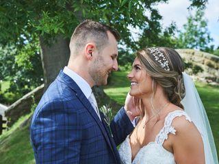 Rebecca & Daniel's wedding