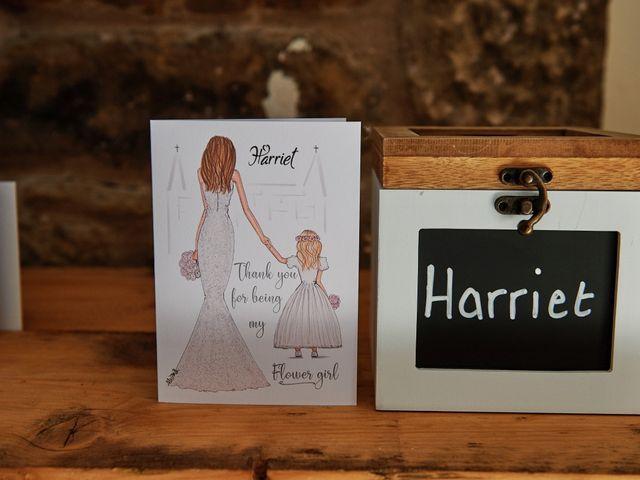 Daniel and Rebecca's Wedding in Wrexham, Cheshire 13