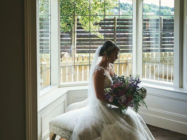 Daniel and Rebecca's Wedding in Wrexham, Cheshire 50