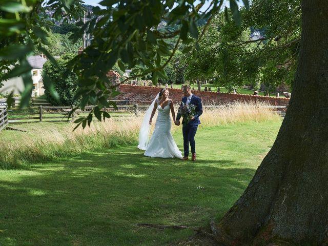 Daniel and Rebecca's Wedding in Wrexham, Cheshire 82