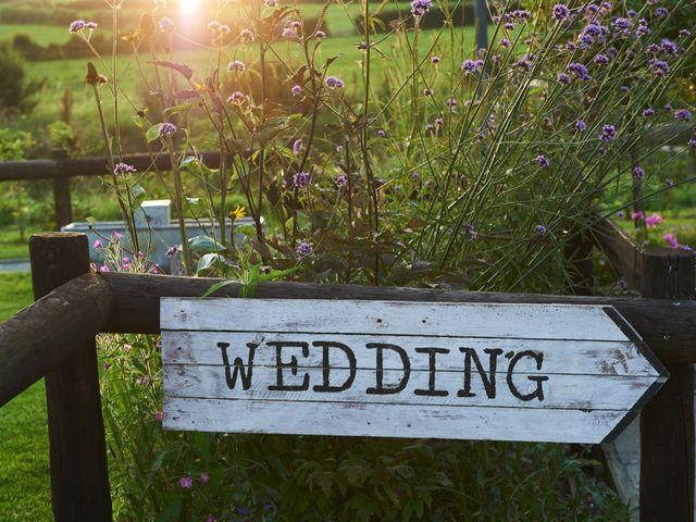 Daniel and Rebecca's Wedding in Wrexham, Cheshire 95
