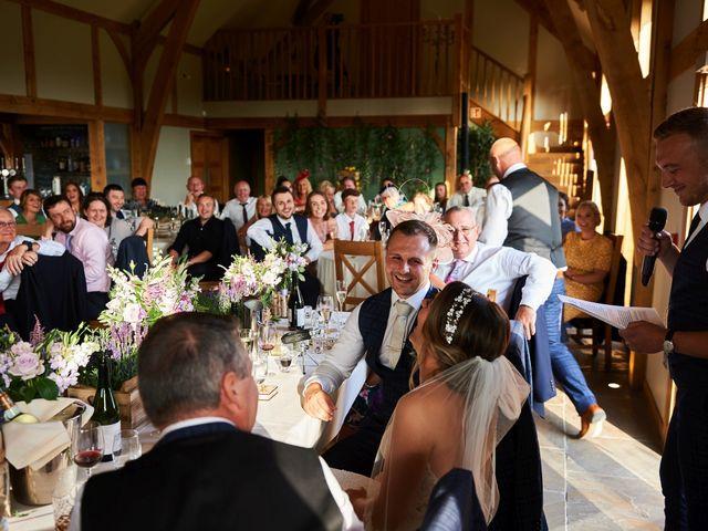 Daniel and Rebecca's Wedding in Wrexham, Cheshire 114