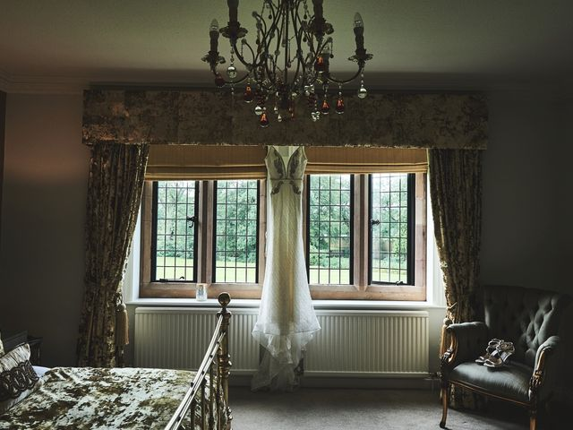 Oliver and Lauren's Wedding in Peover Superior, Cheshire 4