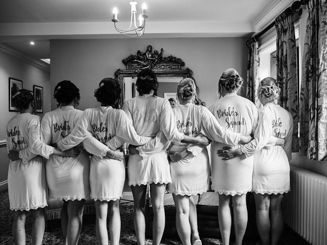 Oliver and Lauren's Wedding in Peover Superior, Cheshire 22