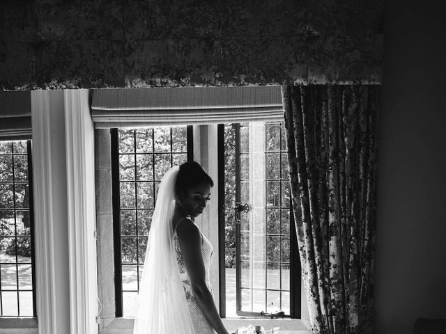 Oliver and Lauren's Wedding in Peover Superior, Cheshire 34