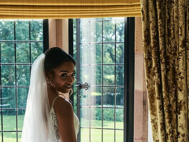 Oliver and Lauren's Wedding in Peover Superior, Cheshire 35