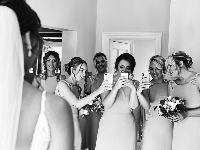 Oliver and Lauren's Wedding in Peover Superior, Cheshire 37