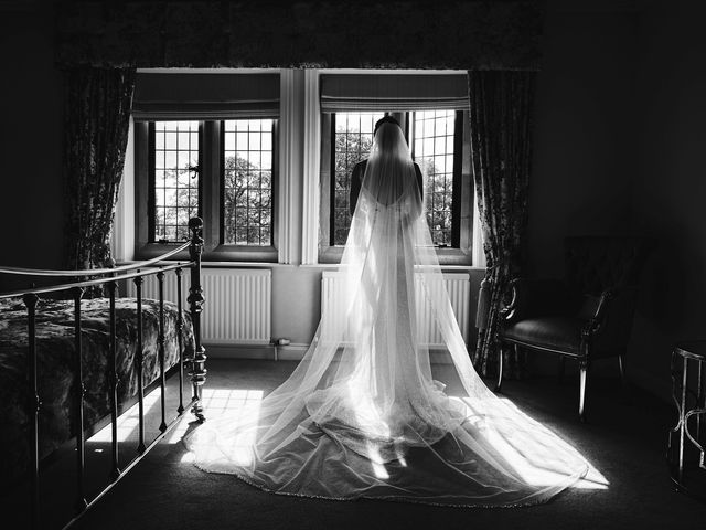 Oliver and Lauren's Wedding in Peover Superior, Cheshire 41