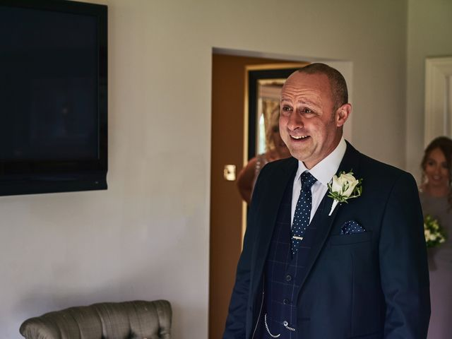 Oliver and Lauren's Wedding in Peover Superior, Cheshire 42