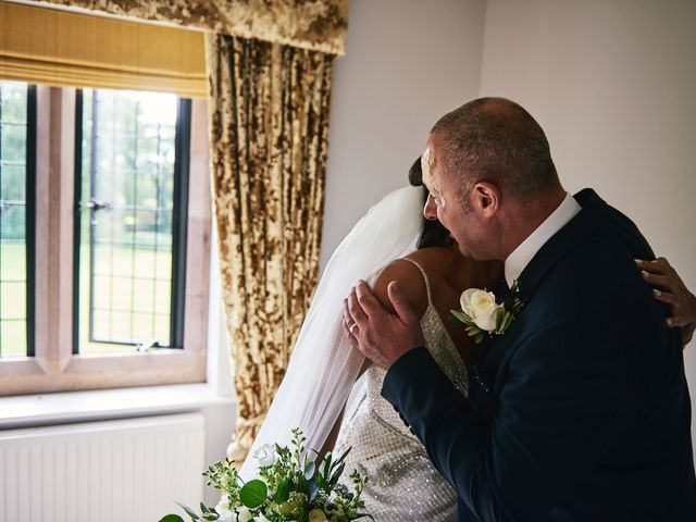 Oliver and Lauren's Wedding in Peover Superior, Cheshire 43