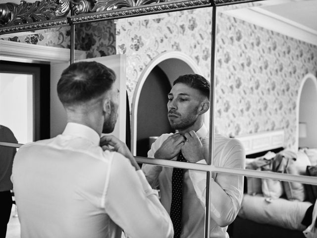 Oliver and Lauren's Wedding in Peover Superior, Cheshire 49