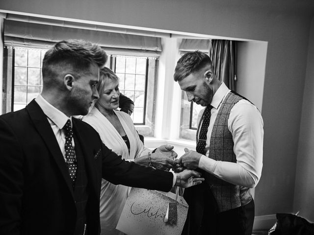 Oliver and Lauren's Wedding in Peover Superior, Cheshire 53