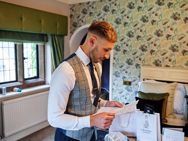 Oliver and Lauren's Wedding in Peover Superior, Cheshire 55