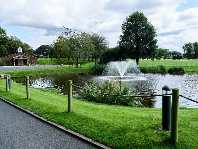 Oliver and Lauren's Wedding in Peover Superior, Cheshire 58