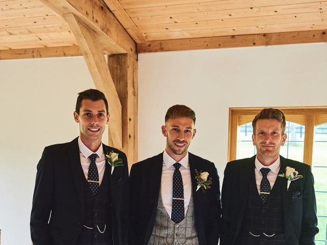 Oliver and Lauren's Wedding in Peover Superior, Cheshire 64