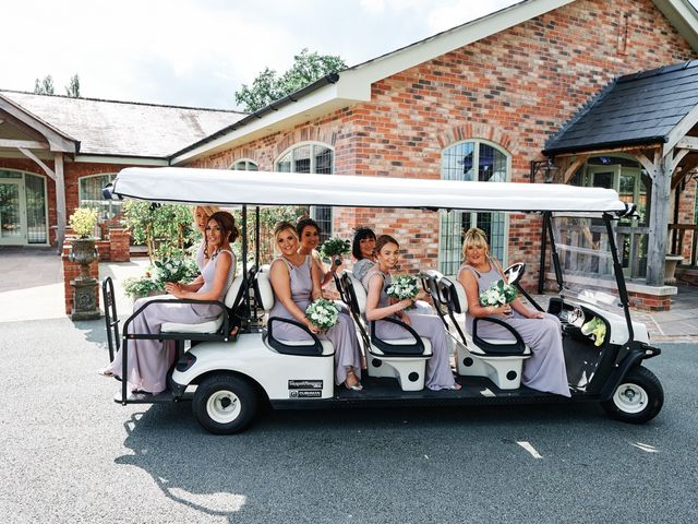 Oliver and Lauren's Wedding in Peover Superior, Cheshire 71