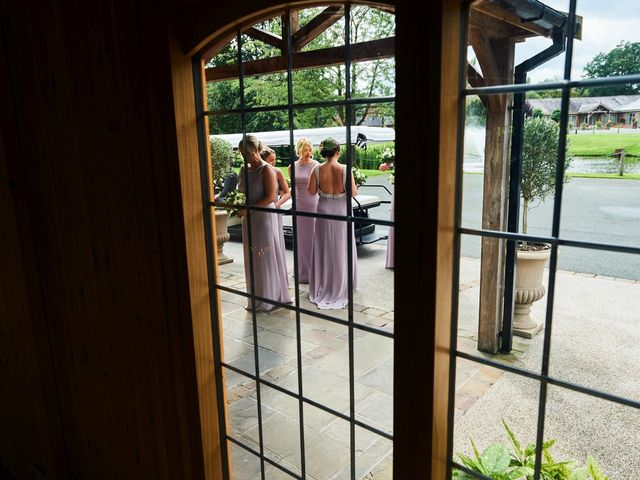 Oliver and Lauren's Wedding in Peover Superior, Cheshire 74