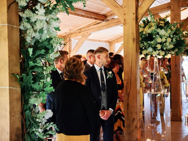 Oliver and Lauren's Wedding in Peover Superior, Cheshire 77