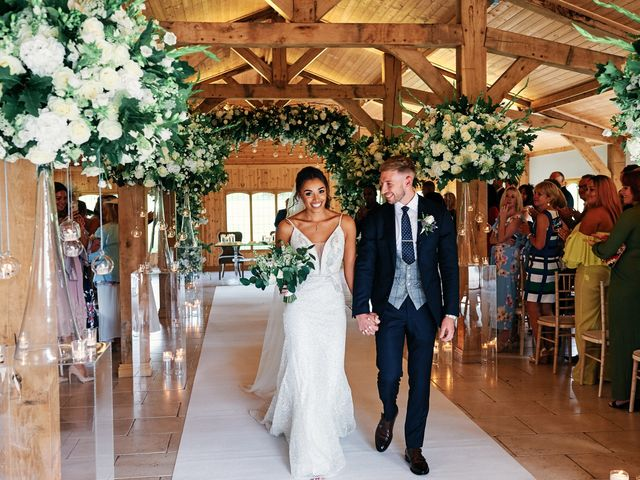 Oliver and Lauren's Wedding in Peover Superior, Cheshire 84