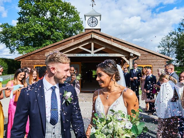 Oliver and Lauren's Wedding in Peover Superior, Cheshire 87