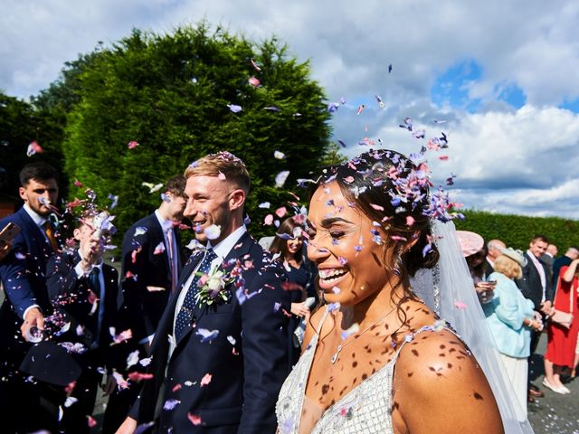 Oliver and Lauren's Wedding in Peover Superior, Cheshire 88