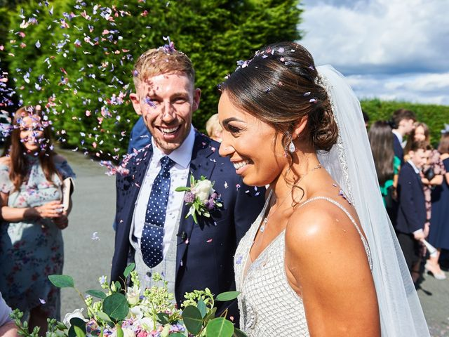 Oliver and Lauren's Wedding in Peover Superior, Cheshire 89