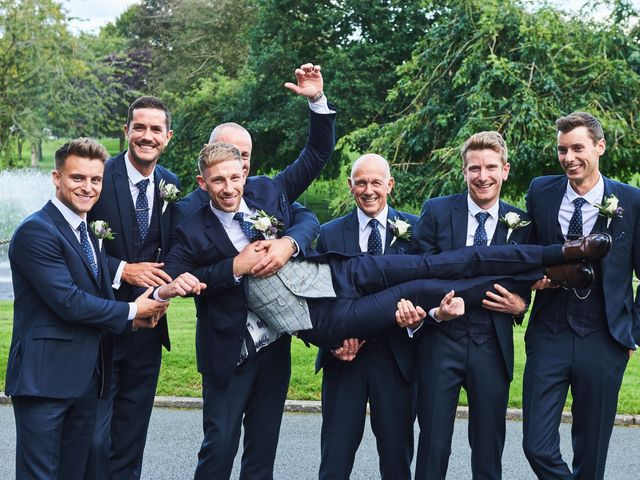 Oliver and Lauren's Wedding in Peover Superior, Cheshire 95