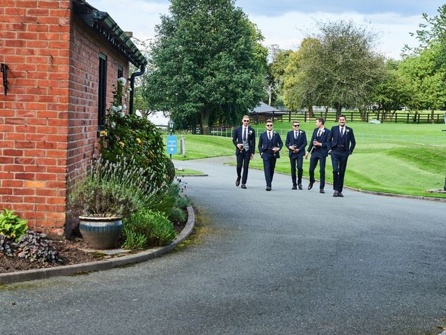 Oliver and Lauren's Wedding in Peover Superior, Cheshire 96