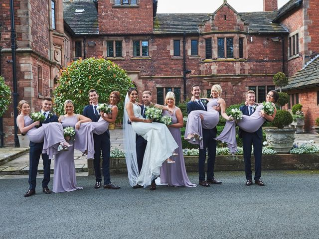 Oliver and Lauren's Wedding in Peover Superior, Cheshire 99