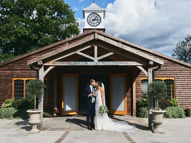 Oliver and Lauren's Wedding in Peover Superior, Cheshire 107