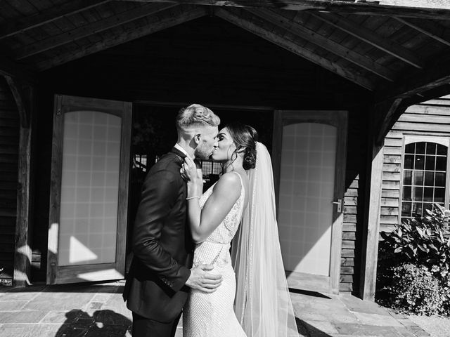 Oliver and Lauren's Wedding in Peover Superior, Cheshire 109