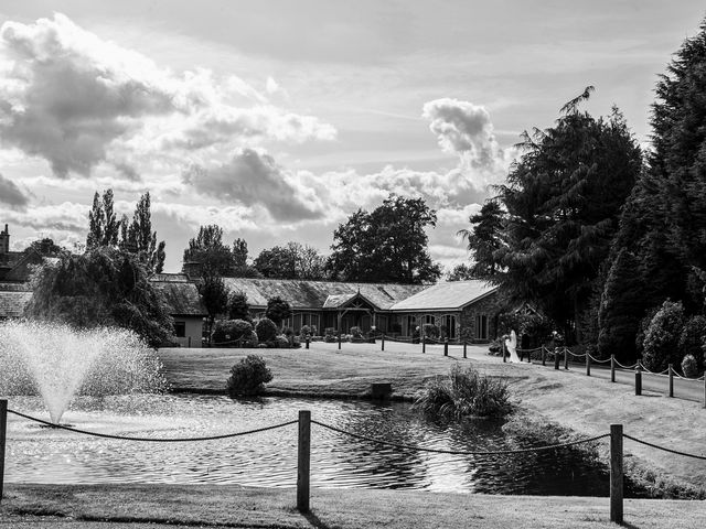 Oliver and Lauren's Wedding in Peover Superior, Cheshire 115