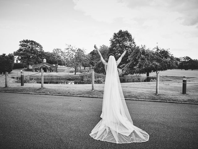 Oliver and Lauren's Wedding in Peover Superior, Cheshire 119
