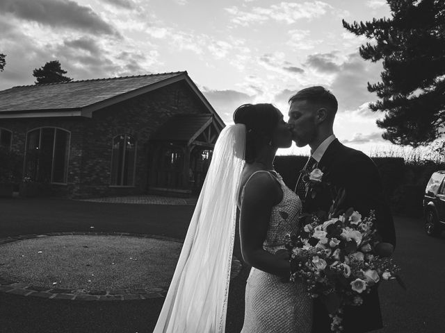 Oliver and Lauren's Wedding in Peover Superior, Cheshire 122