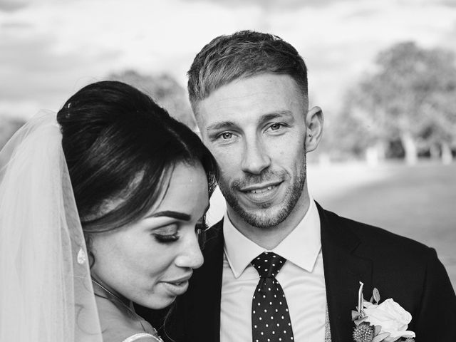 Oliver and Lauren's Wedding in Peover Superior, Cheshire 123