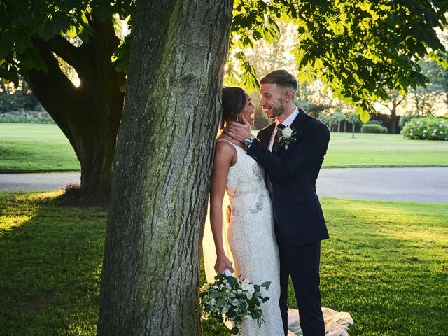 Oliver and Lauren's Wedding in Peover Superior, Cheshire 130