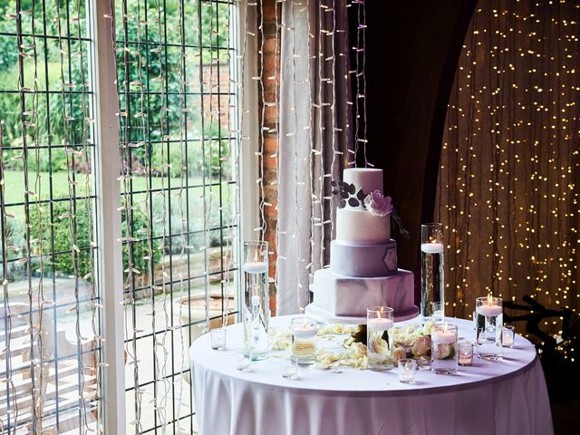 Oliver and Lauren's Wedding in Peover Superior, Cheshire 139