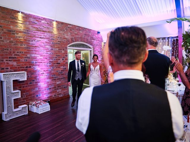 Oliver and Lauren's Wedding in Peover Superior, Cheshire 140