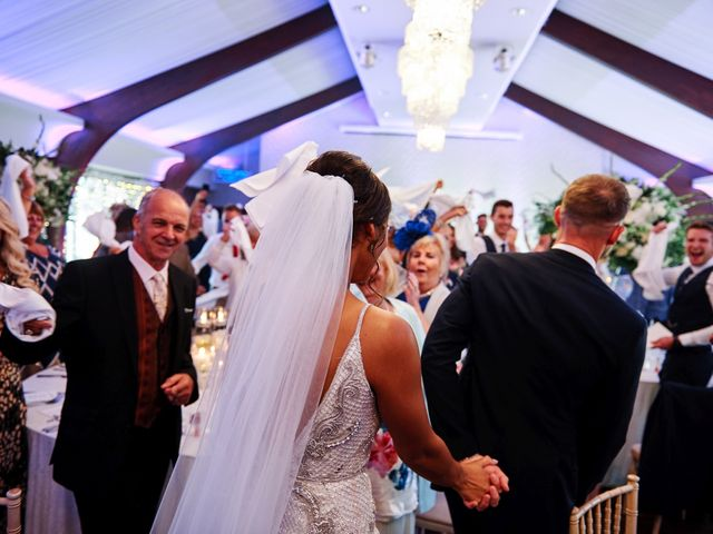 Oliver and Lauren's Wedding in Peover Superior, Cheshire 141