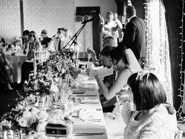 Oliver and Lauren's Wedding in Peover Superior, Cheshire 143