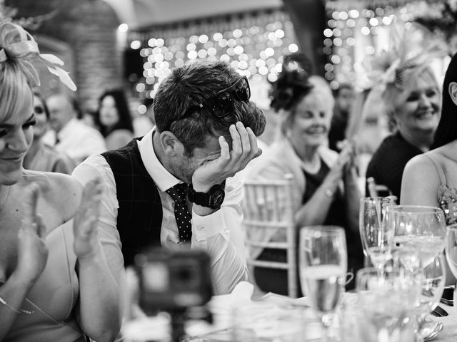 Oliver and Lauren's Wedding in Peover Superior, Cheshire 148